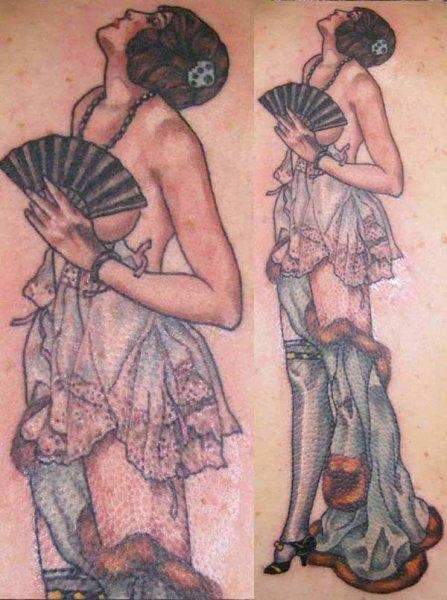 USA Tattoo | Shorty Tattoo Artist | Colonial Heights, VA